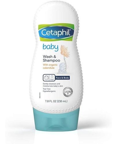 Cetaphil Baby Shampoo 230 Ml - mL a $119