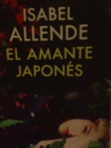 Libro El Amante Japonés De Isabel Allende