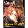 Eliana, E Luana Piovani Revista Canal Extra