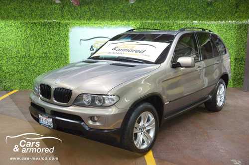 Bmw X5 2006 Blindado