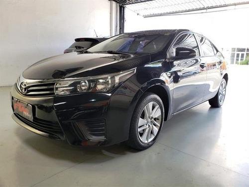 Toyota Corolla Corolla Gli 1.8 Flex  Cvt 2015