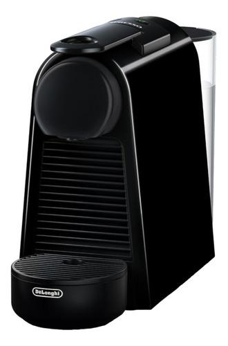 Cafeteira Nespresso De'longhi Essenza Mini D30 Automática Matt Black Para Cápsulas Monodose 110v