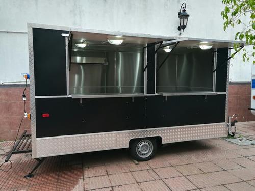 Food Truck  Modelo Ronik 400 Americano