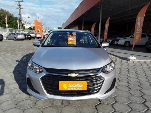 Chevrolet Onix 1.0 Flex Lt Manual