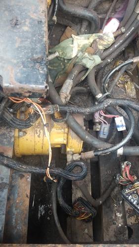 Motor Tração Cat 226b