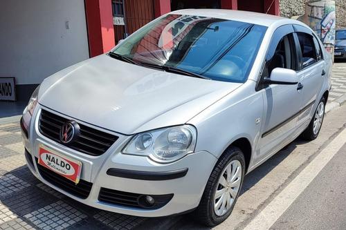 Vw Polo Sedan 1.6  2008
