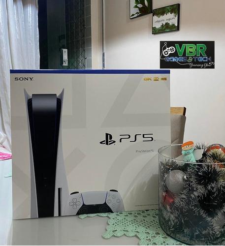 Console Sony Playstation 5 Ps5 Novo Lacrado Envio Imediato