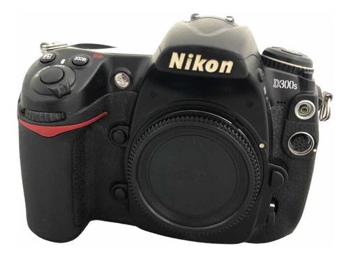 Câmera Nikon D300s Corpo C Nota Fiscal E Garantia Impecável