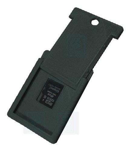 Porta Cartão Sd E Micro Sd Chaveiro
