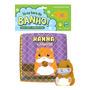 Ta Na Hora Do Banho Hanna, A Hamster bichinho Que Acende