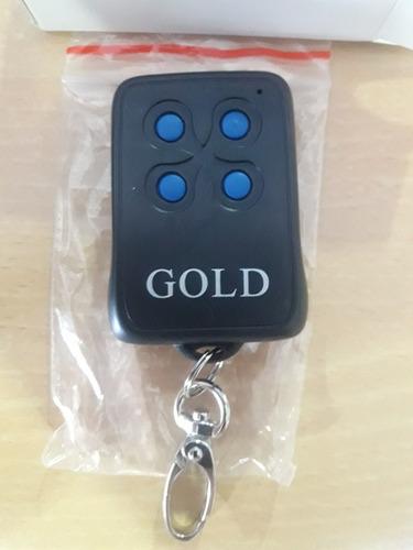 Control Remoto Gold Incopiable Para Puertas Automaticas