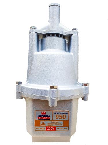 Bomba D'água Sapo Imperial 950 Alta Vazão Alta Pressão 127v