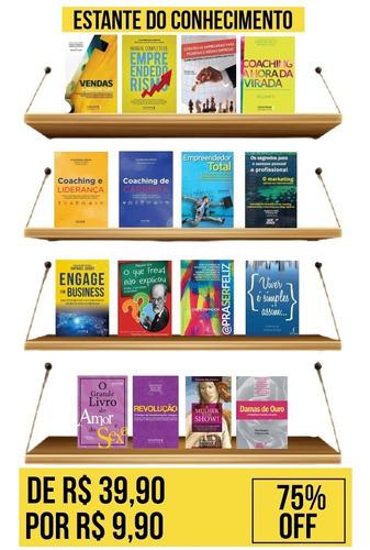 Livros Físicos Empreendedor Alta Performance Vendas Novo