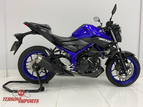 Yamaha Mt03 Abs 2020 Azul