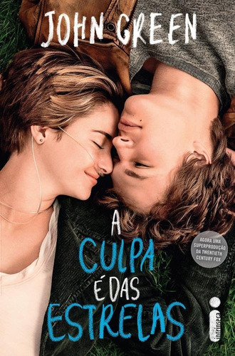 Livro A Culpa É Das Estrelas De John Green Capa De Filme