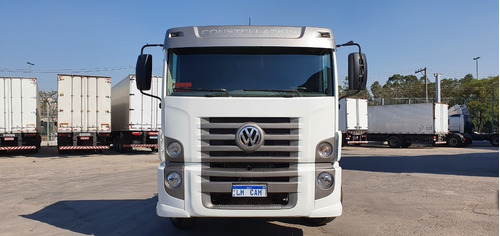 Vw Constellation 24280 6x2 2014 Chassis Ñ 24250 Atego 2425