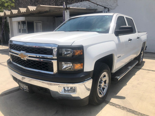 Chevrolet Silverado 2015 6.03500 Chasis Cab V8 Man Aa At