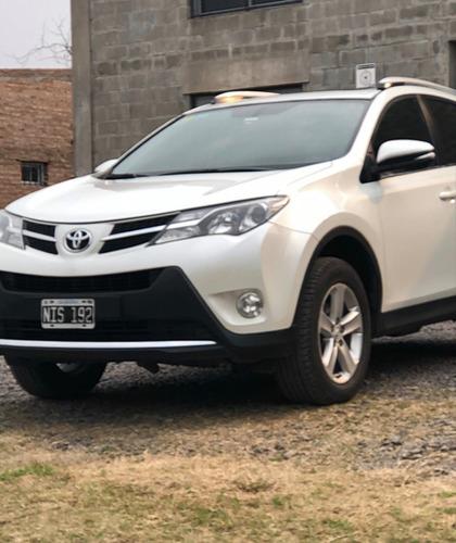 Toyota Rav 4 6m/t 4x4