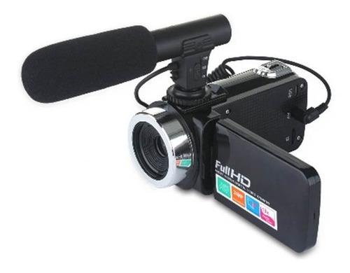 Câmera Youtubers Iniciante Profissional Full Hd 24mp Estoque