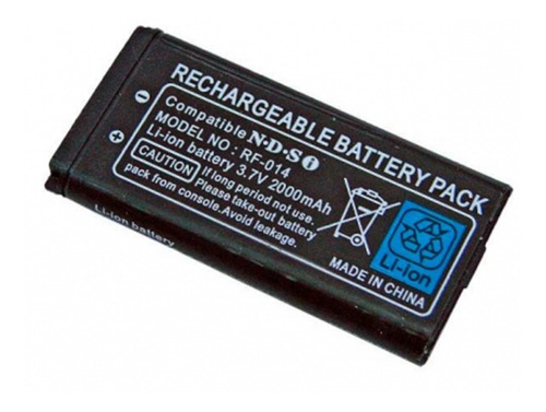 Bateria Pila Recargable Nintendo Dsi Nueva