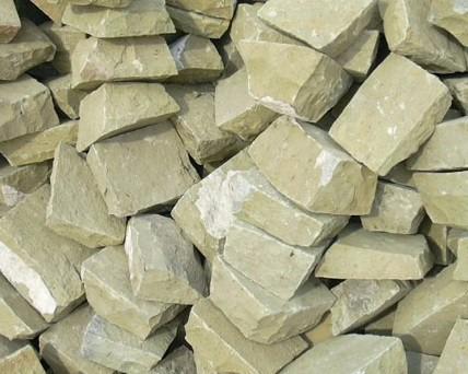 Adoquines De Piedra Natural Amarillos