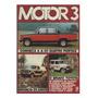 Motor 3 Nº72 Chevrolet A 20 Toyota Bandeirante Monza Classic