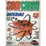 Revista Som & Carro N°7 Teste Blazer E Gol Sonorize O Escort