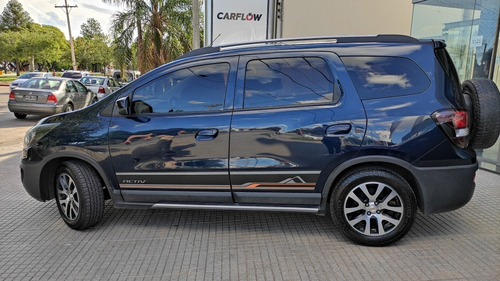 Chevrolet Spin 1.8 Active 5as Gnc
