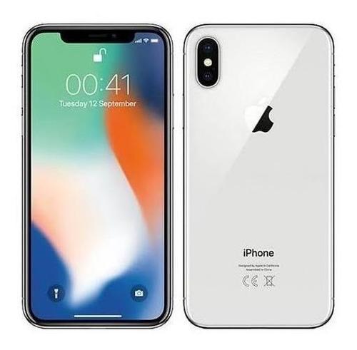 iPhone X Silver (branco) + Brindes