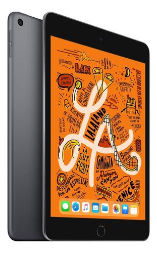 Apple iPad Mini De 7.9  Wi-fi  64gb Gris Espacial (5ª Generación)
