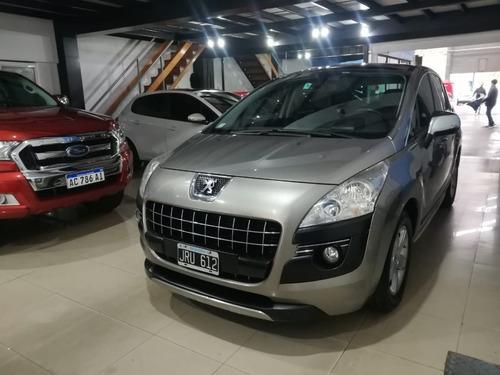 Peugeot 3008 1.6 Premium Plus Thp 2011