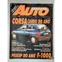 Revista Auto Esporte Nº356 Janeiro 1995 Corsa Tempra R430