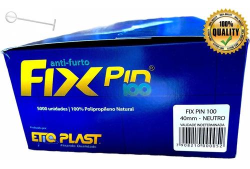 Pino Tag 40mm Anti-furto Caixa Com 5 Mil Pinos Etiqplast