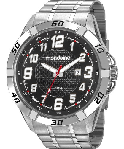 Relógio Mondaine Masculino 53833g0mvne3