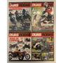 4 Revistas Duas Rodas 400, 401, 402 E 403 Janeiro abril 2009