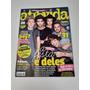 Revista Atrevida 244 One Direction Demi Lovato Luan J617
