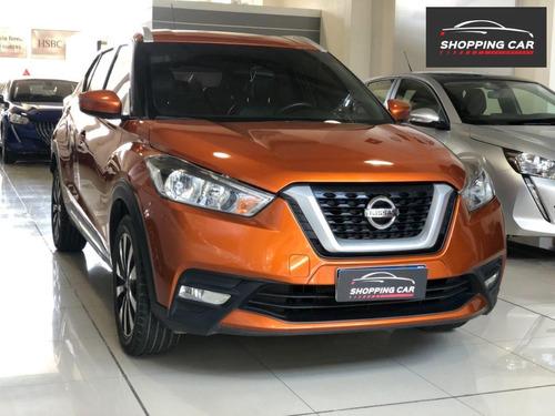Nissan Kicks Exclusive 1.6 2018