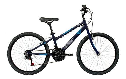 Bicicleta Caloi Max Aro 24, Quadro Em Aço, Freios V-brake
