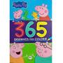 Livro Peppa Pig 365 Desenhos Para Colorir Ciranda