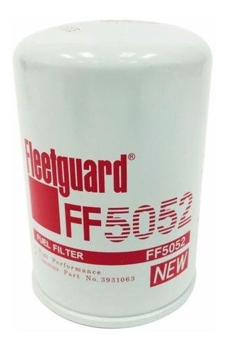 Filtro Combustible Ff5052  Fleetguard