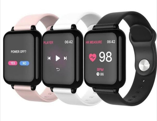 B57 Smartwatch - Estoque No Brasil - Envio Rápido
