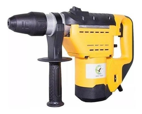 Martelete Siga Tools St306 Amarelo Com 1200 W De Potência 220v