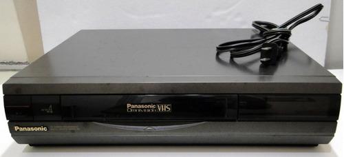 L 309 - Vídeo Cassete Recorder Panasonic Omnivision Pv 4010