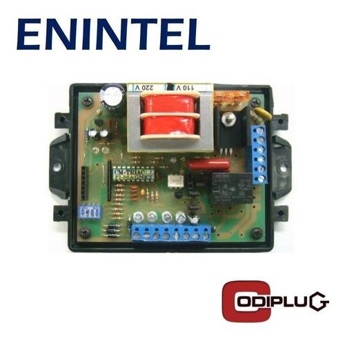 Enintel- Tablero Codiplug Cm-triac-lt Motor 110v 3 Cables