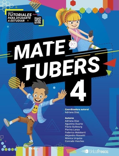 Libro Matetubers 4