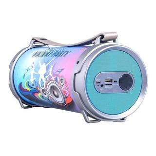 Parlante Bluetooth Oneplus Portatil Usb Radio Fm Mp3 Bateria