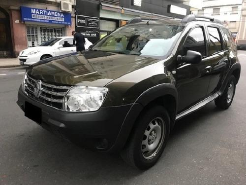 Renault Duster 1.6 Nafta 4x2 Confort 2013 Muy Buen Estado