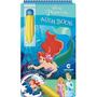 Livro Aqua Book Disney Princesas De Colorir Com Agua Oferta