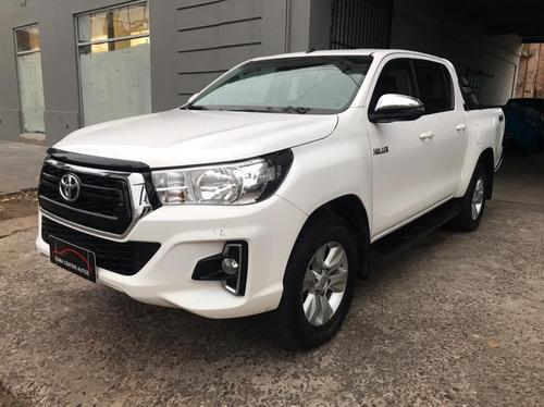 Toyota Hilux Srv 4x4 Manual 2019 85.000km
