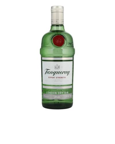 Ginebra Tanqueray Classic London Dry 750ml